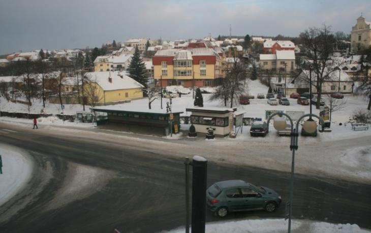 Bojkovice postaví své první náměstí. Na břehu Olšavy