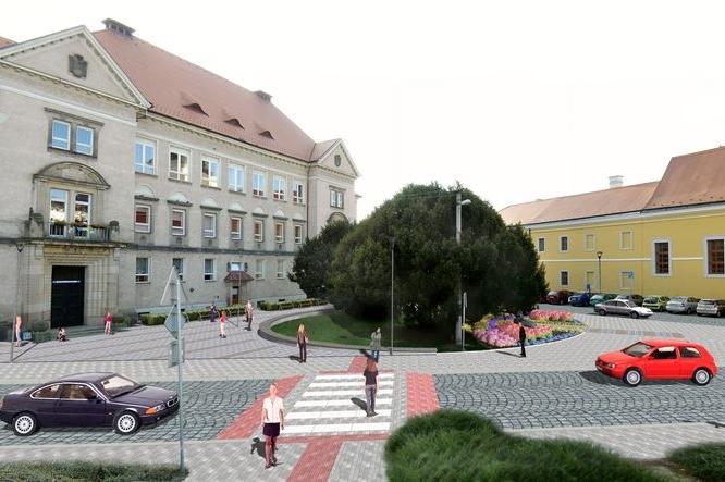 """Komenského náměstí a okolí """"spolkne"""" 25 milionů"""