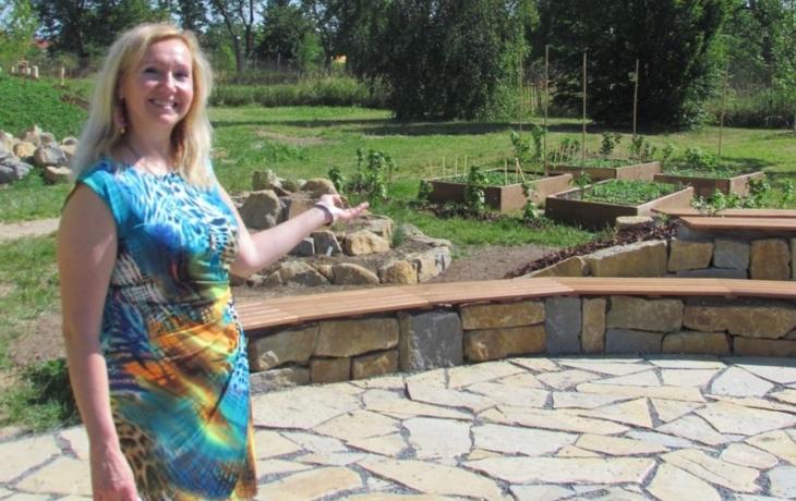 Ostroh otevírá Zahradu pro objevitele a dobrodruhy