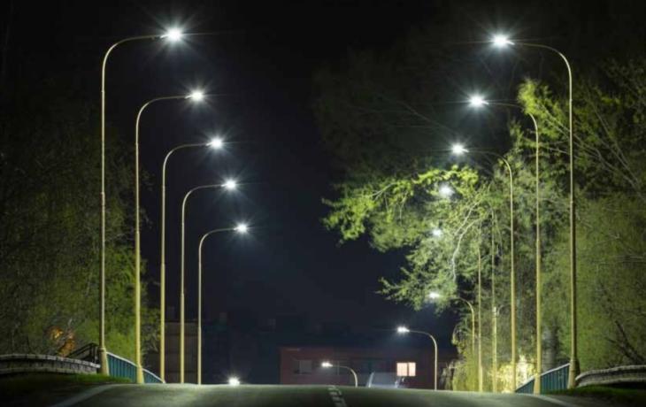 Cestu na Slovensko nasvítí 455 lamp!