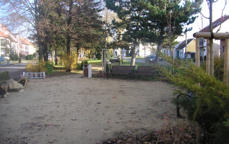 Místo ruin chtějí park