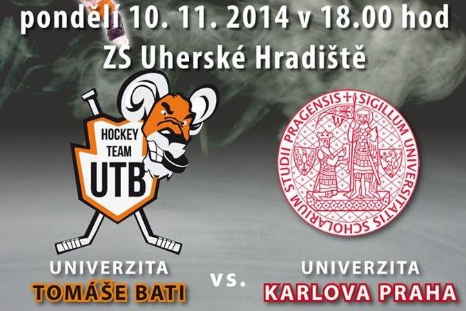 Dnes na univerzitní hokej