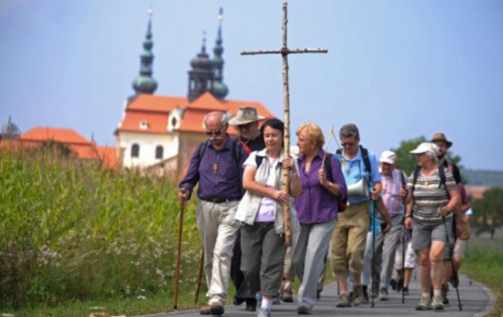 Poutní stezka svatého Cyrila a Metoděje povede na Slovensko