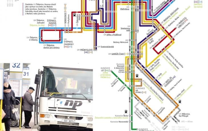 VÍME PRVNÍ: Chystá se revoluce v MHD! Tři sousední města čeká zásadní vylepšení veřejné dopravy