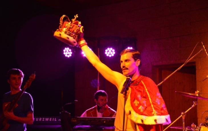 Legendární Freddie na Slovácku