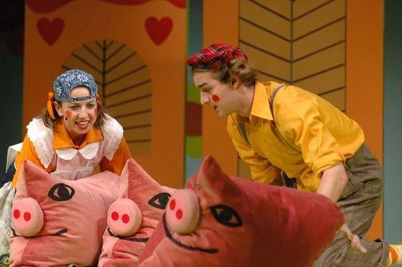 Ve středu divadlo potěší děti, odvysílá Zmatky kolem Katky