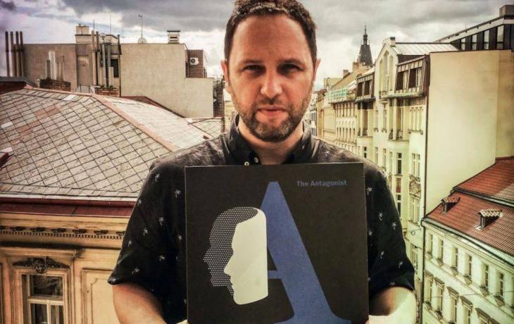 Jan P. Muchow: Hraju s kapelou snů