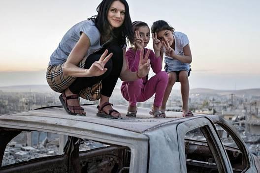 Markéta Kutilová se zamyslí nad uprchlíky