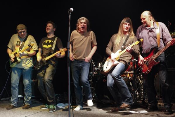 Bluesrockové Krausberry rozjede neopakovatelnou show!