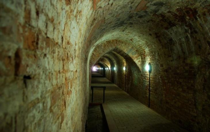Noční prohlídky odtajní záhady podzemních chodeb