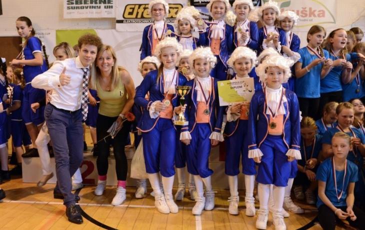 Akropolis Cup: Tři medaile zůstaly doma