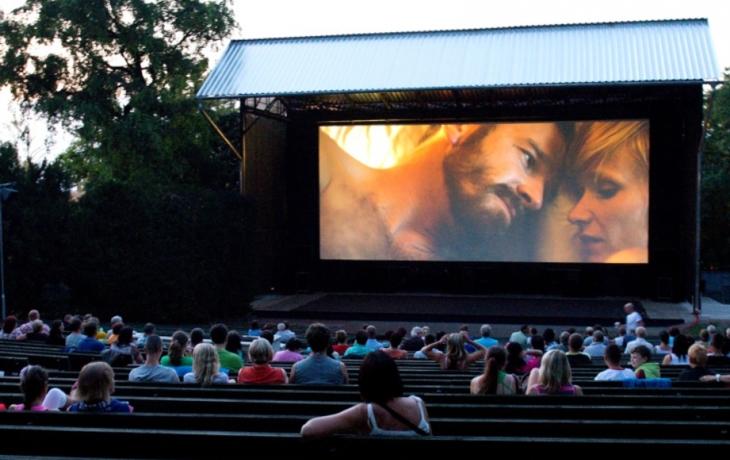 Letní kino opraví po 50 letech