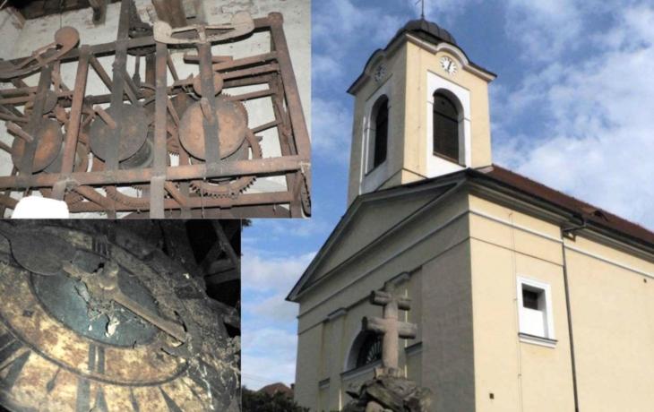 Petr Skála, správce Staroměstského orloje, opraví Jankovicím unikátní věžní hodiny