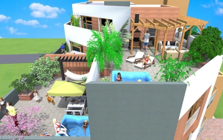 Rezidence Dlouhá nabídne zdravé bydlení
