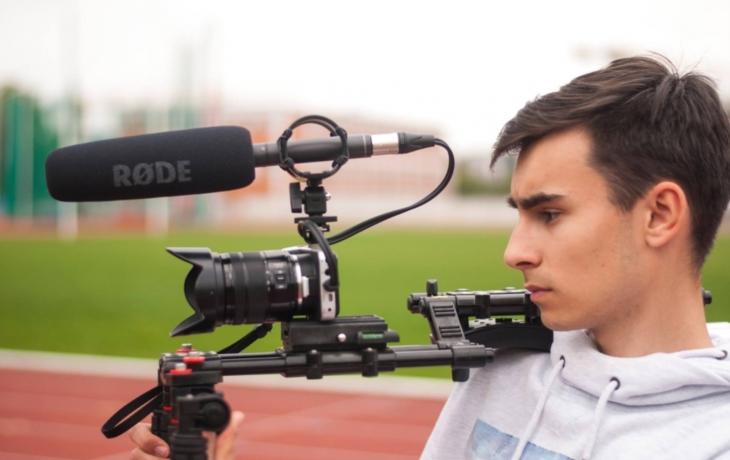 Strom ve větru je počinem mladých filmařů