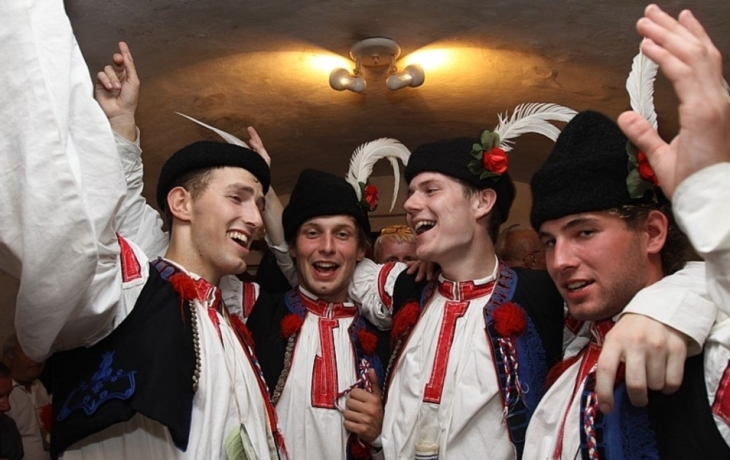 Nadace podpoří folklor 4 miliony