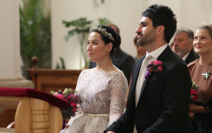 Jitka Josková se vdala