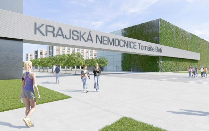 Stavba nemocnice v Malenovicích má zelenou, po znásilnění zákona?