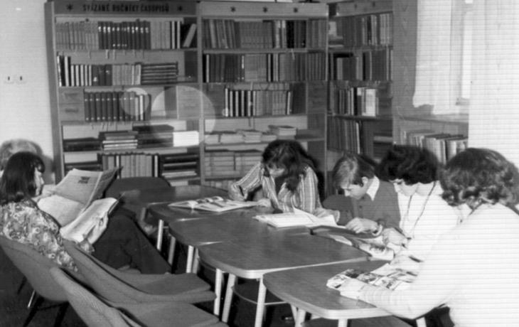 Knihovna v proměnách času VII.