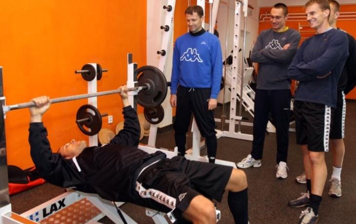 Fotbalisté Slovácka prošli testy