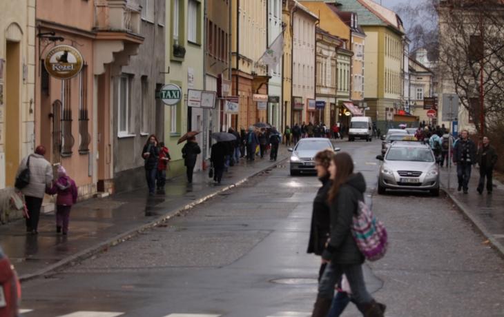Podnikatelé: Pěší zóna nám sníží tržby!