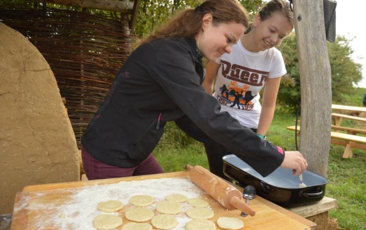 Festival nabídl pagáčky i houbový guláš