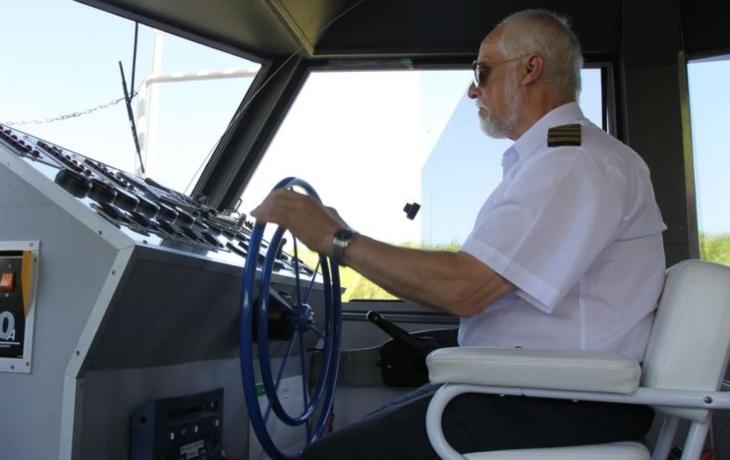 První kapitán z Baťova kanálu slavil 80