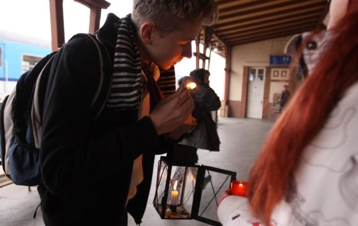 Betlémské světlo rozzáří i Vánoce na Slovácku