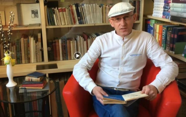 Knihovna čte Slovácké literární voničky