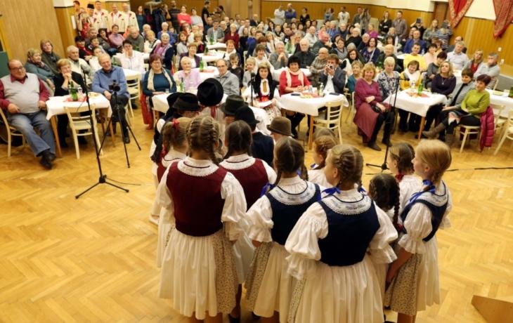 Tříkrálový večer zahájil oslavy 800 let Vážan