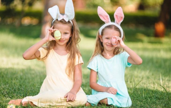 Místo pomlázky připravte dětem Vajíčkobraní