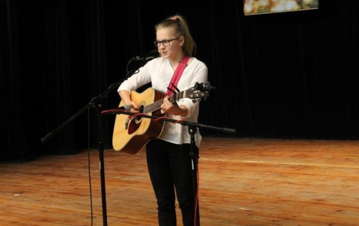 Brodská kytaristka vyhrála v Kyjově