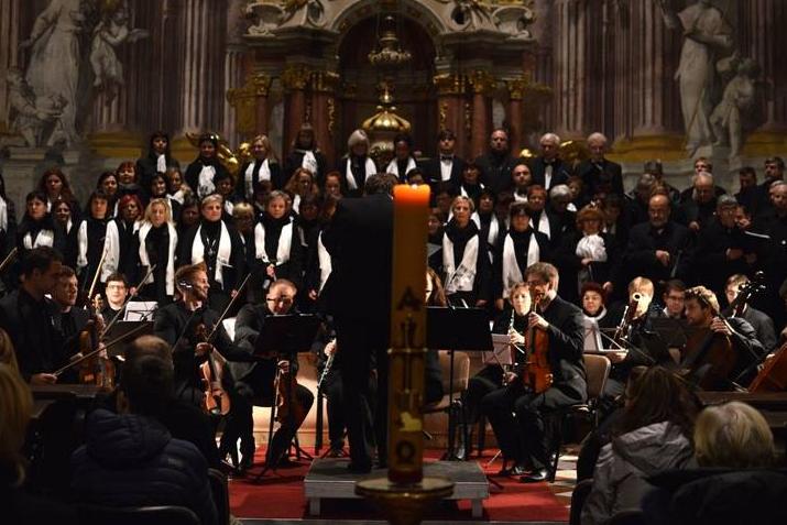 Koncert k památce zesnulých