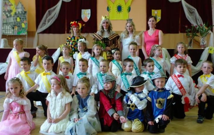 Školkové království opustilo 18 předškoláků