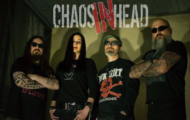 Chaos in Head jede Makej tour