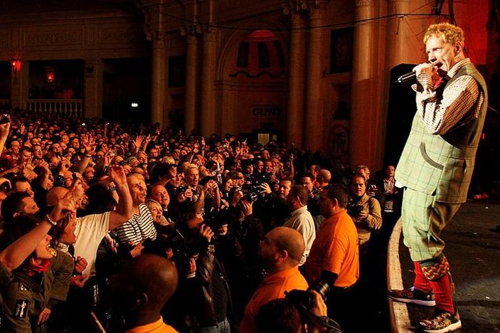 Sex Pistols zahájí Hvězdnou koncertní šňůru