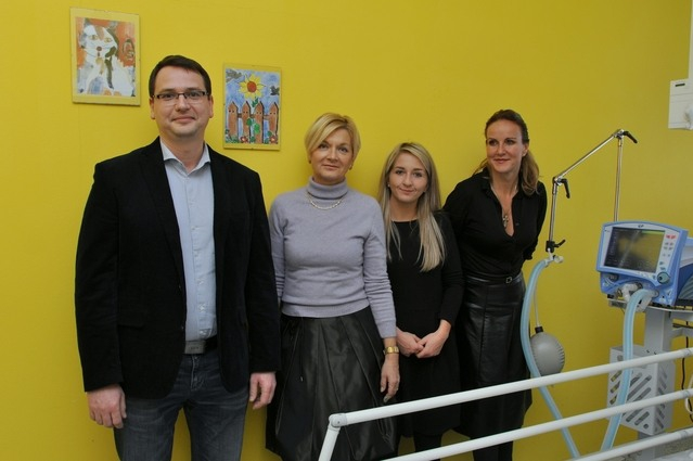 Ventilátor zachrání životy dětí