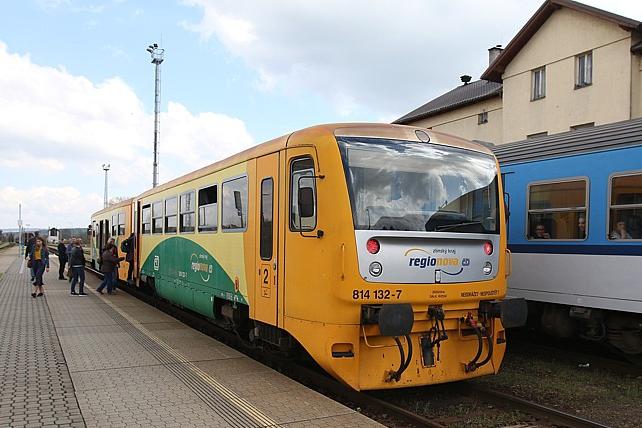 Vlaky chtějí zrychlit. Ale bez modernizace tratí to nepůjde