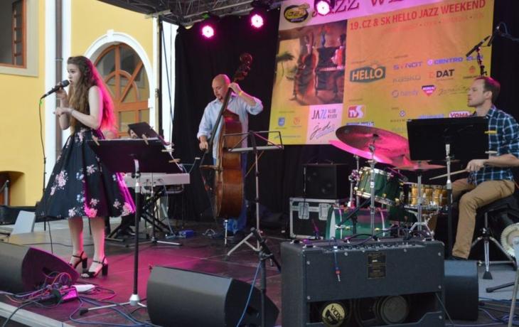 Hvězdami Jazz Weekendu byli Američané