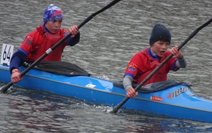 Z chladné řeky Moravy vylovili Novoveští i bez Zalubila 17 medailí