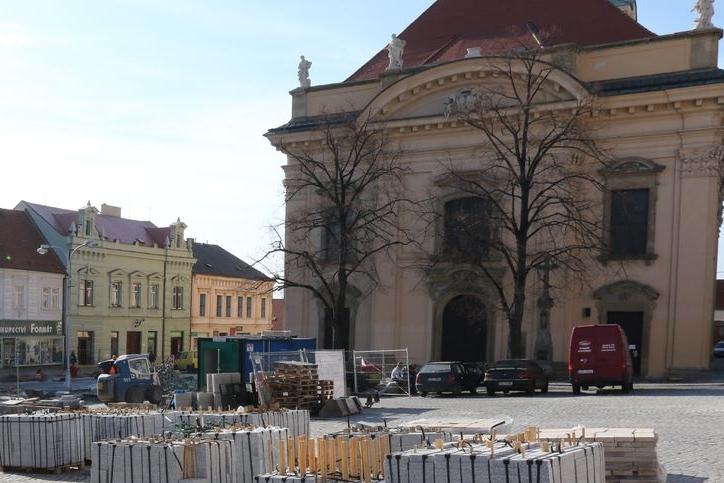 Masarykovo náměstí bez lip? Není to vyloučeno