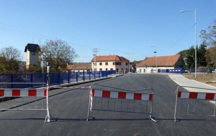 Bojkovice otevírají dvě stavby