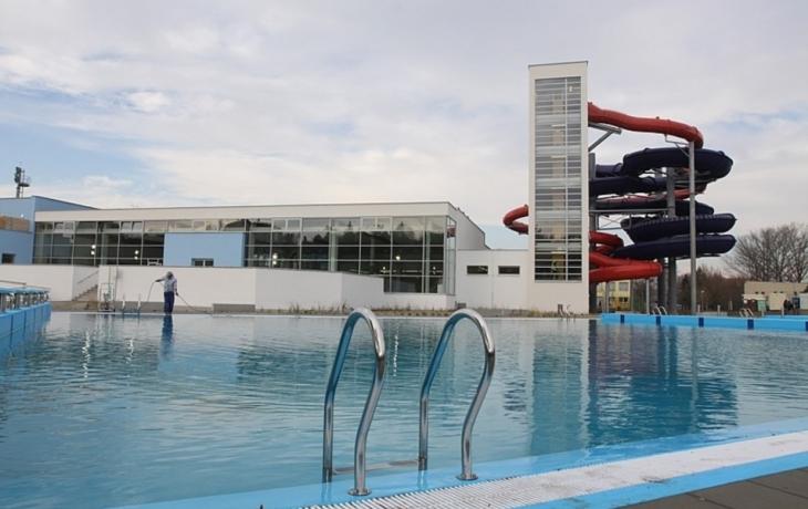 Aquapark má zavřeno, ve strojovně byl metr vody