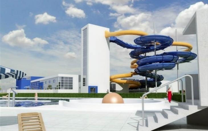 Hradišťský aquapark přijde na 208 milionů