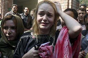 Terezu čeká v Pákistánu peklo. Dostala osm let a osm měsíců