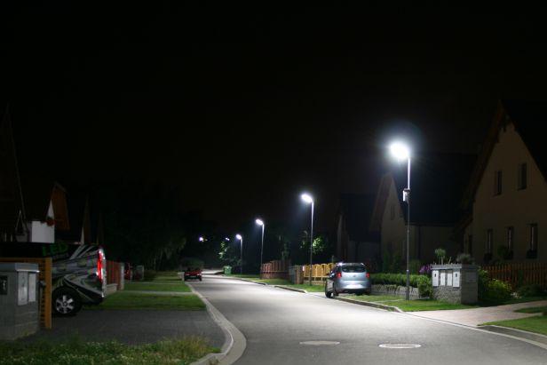 Tmu rozčísne LED osvětlení
