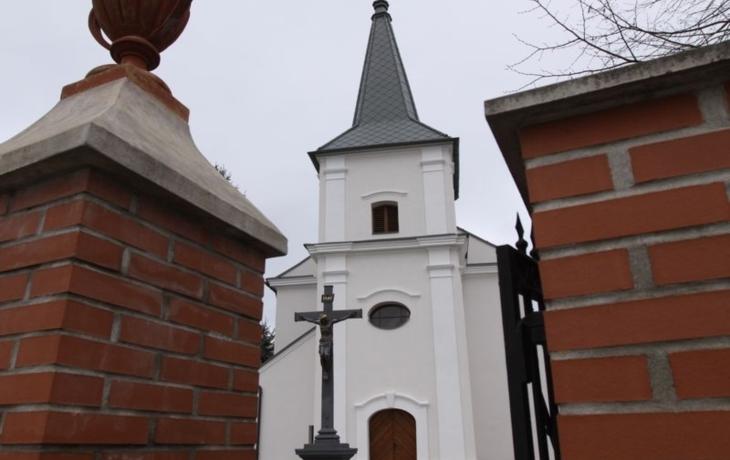 Mařatický kostel postupuje do finále Památky roku