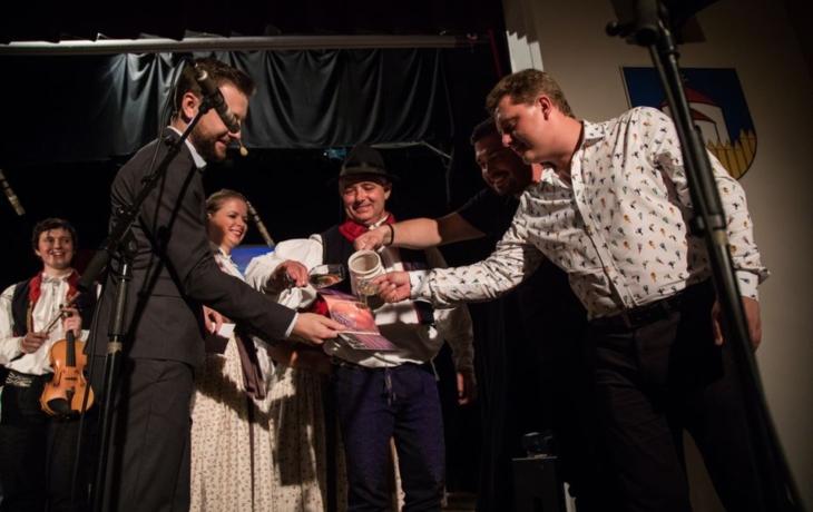 Bálešáci křtili slováckým trojbojem