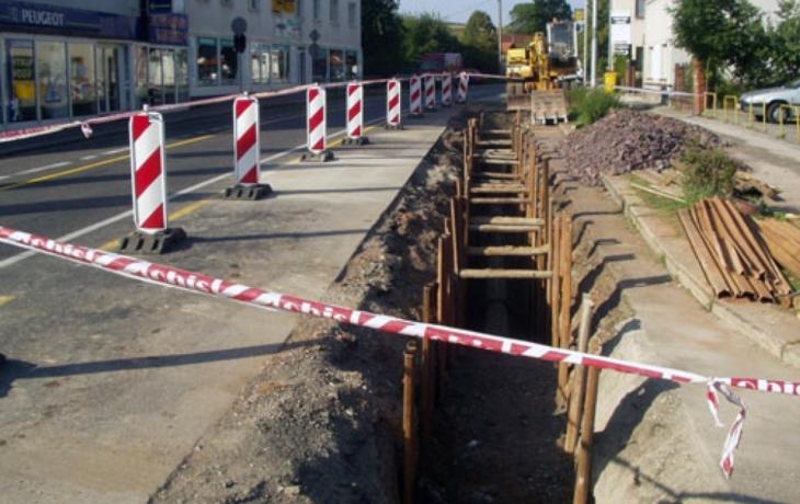 Ostuda Brodu: chybí kanalizace