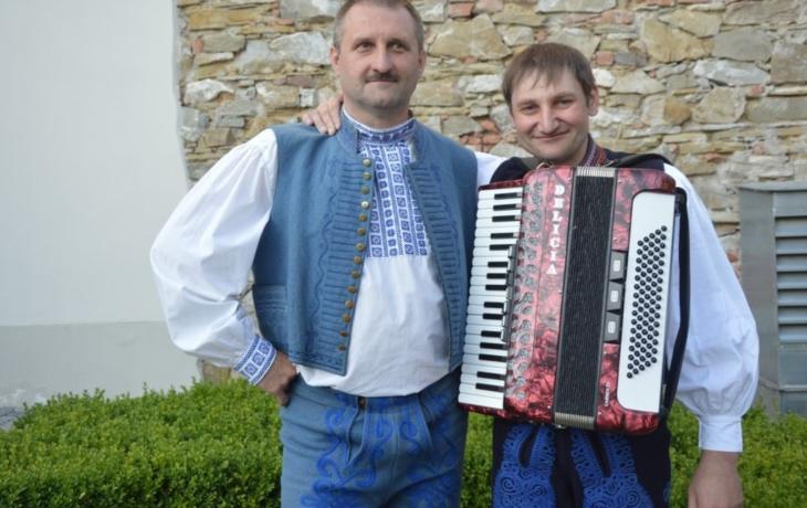 Mezinárodní duo na straňanském setkání